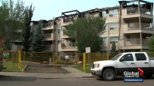 Fire department says Blue Quill apartment blaze was caused by cigarette in potting soil