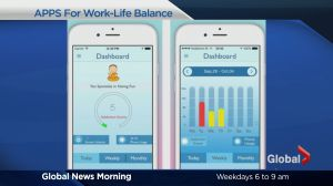 Online apps for a work-life balance