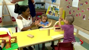 Study finds Nova Scotia's early childhood educators feel 'unappreciated and underpaid'