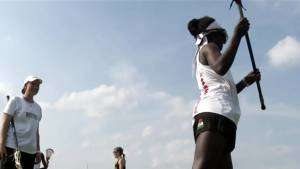 Israeli women's lacrosse team gives game-changing gift to Kenyans