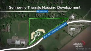 New Senneville Residential development proposal has residents voicing their disproval