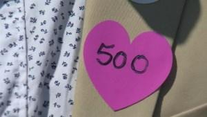 B.C. celebrates 500th heart transplant