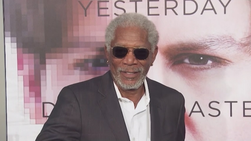 Morgan Freeman's voice pulled from adverts in Canada