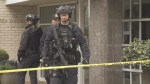 VPD on standoff in downtown Vancouver
