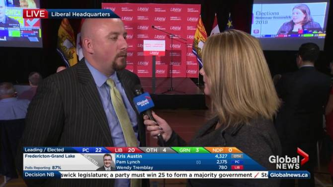 New Brunswick election results 2018: Riding-by-riding poll