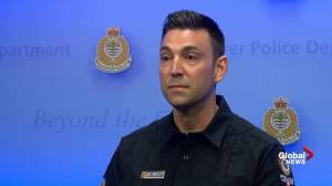 VPD make arrest in random 'spitting' assault on Granville Street
