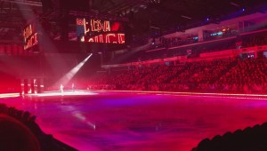 Virtue and Moir impress skating fans in Lethbridge