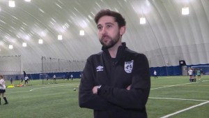 Liam Hughes–KIngston United Soccer Association