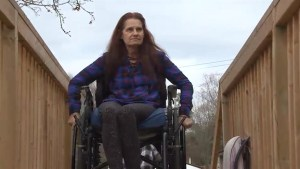 Wheelchair accessible 'renovation gone wrong,' says Inverary couple