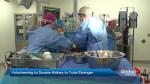 Women willing to donate kidney to stranger