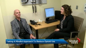 New study finds targeted psychotherapy can reduce opioid use