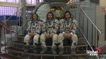 Failed ISS expedition astronauts ready for second try