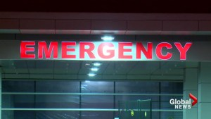 Meth-fueled violence leaves Calgary ER staff feeling unsafe