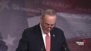 Chuck Schumer calls government shutdown the 'Trump shutdown'
