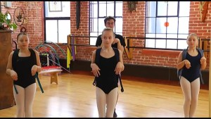 Peterborough dancers invited to  join professional ballet troupe for The Nutcracker performance
