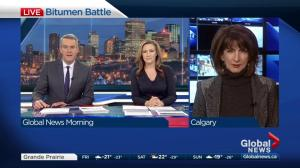 Mount Royal University political scientist on Alberta-BC pipeline fight
