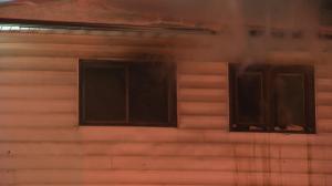 House destroyed after Aberdeen Avenue blaze