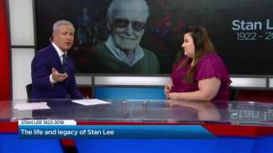 The life and legacy of Stan Lee