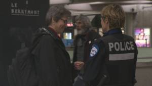 New campaign takes aim at sexual harassment in Montreal metro