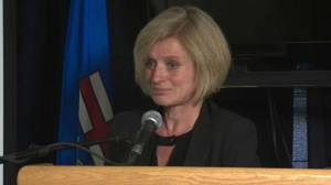 No injuries, casualties reported so far amid Fort McMurray fire, says Rachel Notley