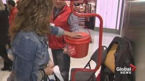 Calgary charities gearing up for Christmas campaigns (01:45)