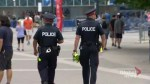 Toronto police officers surround CN Tower after possible security threat
