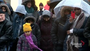 New Zealand shooting: Vigil in Toronto honours victims of mosque shootings