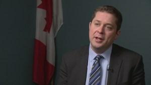 Opposition leader Andrew Scheer on Boushie verdict