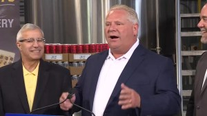 Buck a beer in Ontario by Labour Day