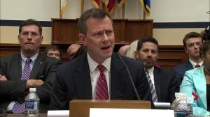 Democrat praises Peter Strzok, blames Trump for 'kangeroo court'