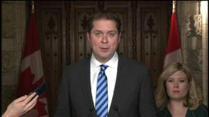Scheer says signing UN compact would limit Canada's sovereignty