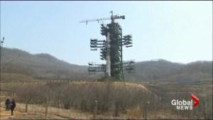U.S. official reveals the North Korean test site that Kim Jong Un might destroy