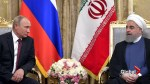 Iran's Rouhani says new U.S. nuclear plan is threat to Russia