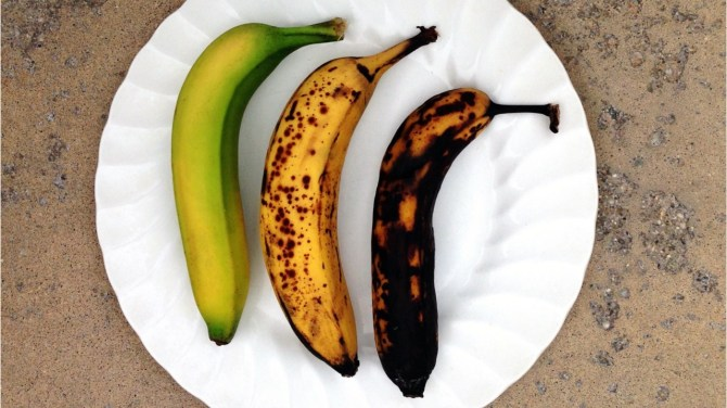 How healthy are bananas? What ripeness has to do with nutrition