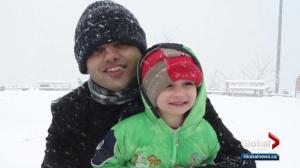 Husband of Calgary gas and dash victim Maryam Rashidi dies in BC crash