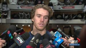 Connor McDavid and the Oilers ready for 2018-19 season home opener