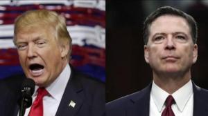 Comey vs. Trump: A look at different accounts of the same events