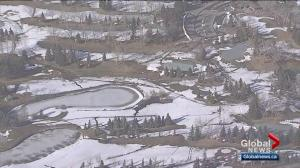 Calgary golfers eagerly await opening day after snowy winter
