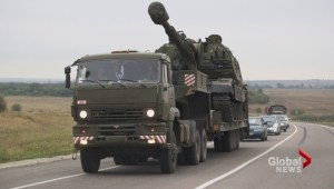 Mounting evidence of Russian presence in Ukraine