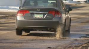 Regina pothole season