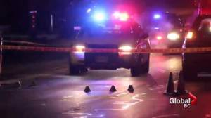 A 51 year old Coquitlam man is killed in a hit and run crash