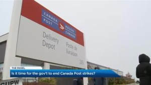 Is it time for the government to end the Canada Post strikes?