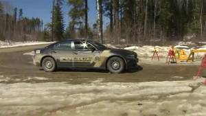Remains of 4 people found in charred vehicle in northern Ontario: police