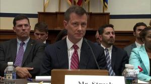 Republican lawmaker asserts Strzok's words, attitude prove bias