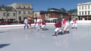 """Historic Hockey Series"" – history on ice"