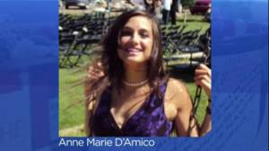 Toronto van attack: First of 10 victims identified as Anne Marie D'Amico (00:25)
