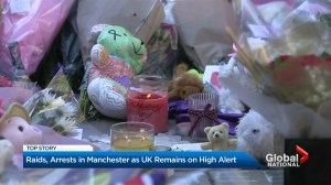 More raids and arrests in Manchester as U.K. remains on high alert