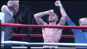 Cody Crowley remains undefeated in the ring