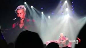 Alleged Justin Bieber ticket scammer charged