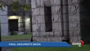 Canada Day terror trial: Final arguments begin